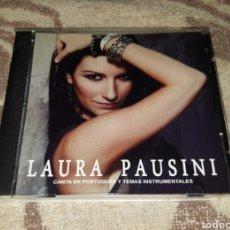 CDs de Música: LAURA PAUSINI - CANTA EN PORTUGUES E INSTRUMENTALES. Lote 128679731