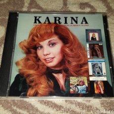 CDs de Música: KARINA - EN UN MUNDO NUEVO - CANTA EN INGLES, FRANCES, ITALIANO Y ALEMAN. Lote 128679747