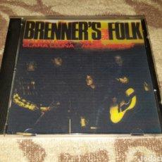 CDs de Música: JEANETTE - BRENNER'S FOLK - PIC-NIC. Lote 128679759