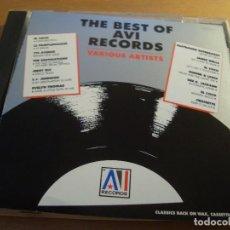 CDs de Música: RAR CD. THE BEST AVI RECORDS. EL COCO. MONDO DISCO. 14 TRACKS. Lote 128680095