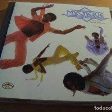 CDs de Música: RAR CD. MYSTIQUE. FEATURING. RALPH JOHNSON. MISMO TÍTULO. 18 TRACKS. Lote 128680167