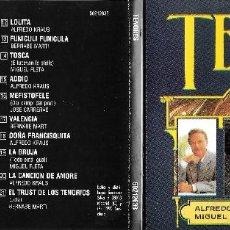 CDs de Música: TENORES - KRAUS, CARRERAS, FLETA Y MARTÍ. Lote 128684895