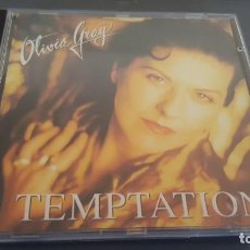 CDs de Música: OLIVIA GRAY CD TEMPTATION 12 TEMAS. Lote 128687803