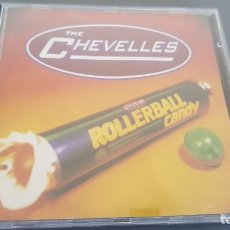 CDs de Música: THE CHEVELLES CD ROLLERBALL CANDY 15 TEMAS. Lote 128688183