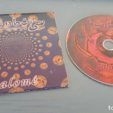 CDs de Música: BUNBURY CD CARTON SALOMÉ UN TEMA. Lote 128689011
