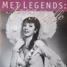 CDs de Música: ANNA MOFFO - ARIAS DE MOZART, VERDI, MASSENET, PUCCINI. VER DESCRIPCIÓN - CD IMPECABLE. Lote 128701423