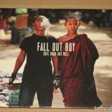 CDs de Música: (SIN ABRIR) FALL OUT BOY SAVE ROCK AND ROLL __ SLIM DIGIPACK. Lote 128704271
