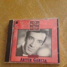 CDs de Música: ARTUR GARCÍA. O MELHOR DOS MELHORES (CD). Lote 128706490