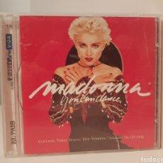 CDs de Música: MADONNA. YOU CAM DANCE. (CD).. Lote 128713202