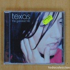 CDs de Música: TEXAS - TEXAS THE GREATEST HITS - CD. Lote 128714863