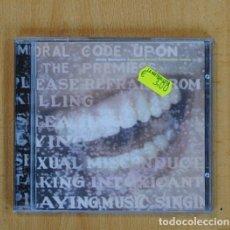 CDs de Música: ALANIS MORISSETTE - SUPPOSED FORMER INFATUATION JUNKIE - CD. Lote 128714971