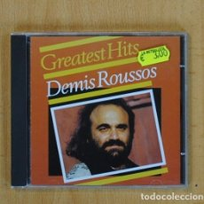 CDs de Música: DEMIS ROUSSOS - GREATEST HITS - CD. Lote 128715312