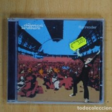 CDs de Música: THE CHEMICAL BROTHERS - SURRENDER - CD. Lote 128715383