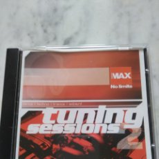 CDs de Música: TUNING SESSIONS.. Lote 128715822