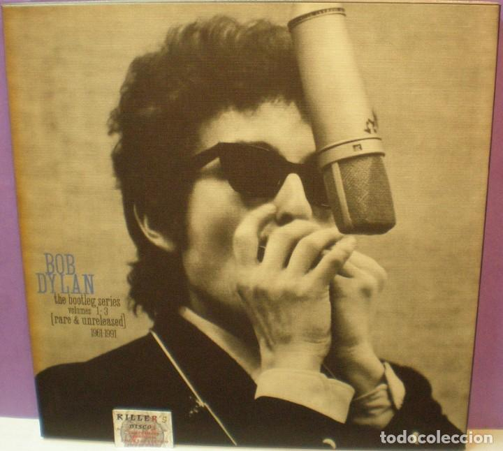 ac548a9057f BOB DYLAN THE BOOTLEG SERIES VOLUMES 1 - 3  RARE   UNRELEASED  1961-