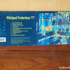 CDs de Música: WHIRLPOOL PRODUCTIONS - CD DIGIPACK. Lote 128734191