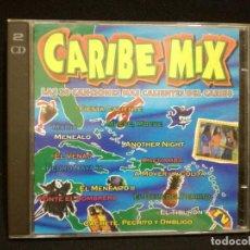 CDs de Música: CD - CARIBE MIX. Lote 128743851