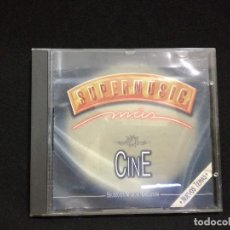 CDs de Música: CD - BSO - MAS CINE - SUPERMUSIC. Lote 128743999