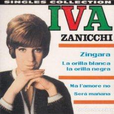CDs de Música: IVA ZANICCHY CANTA EN ESPAÑOL E ITALIANO CD RARO # C - 1. Lote 251951995