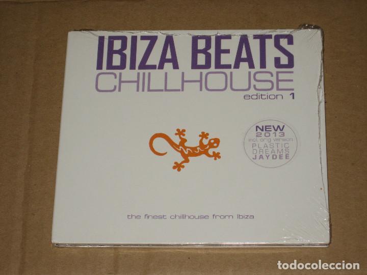 (SIN ABRIR) IBIZA BEATS - CHILLHOUSE EDITION 1 __ (SLIM DIGIPACK) (Música - CD's Disco y Dance)
