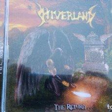 CDs de Música: HIVERLAND THE RETURN CD. Lote 128783915