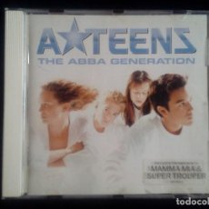 CDs de Música: A TEENS: THE ABBA GENERATION, CD STOCKHOLM RECORDS 547 666-2. EUROPE, 1999. Lote 128823307