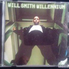 CDs de Música: WILL SMITH: WILLENNIUM, CD COLUMBIA 494939 2. EUROPE, 1999. Lote 128824451