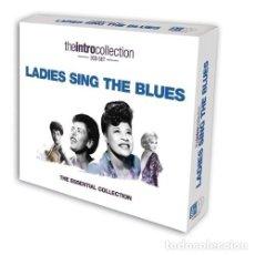 CDs de Música: LADIES SING THE BLUES * 3CD BOX * ESSENTIAL COLLECTION * BOX PRECINTADA!!. Lote 128826859