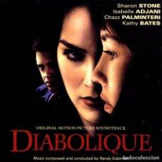CDs de Música: DIABOLIQUE / RANDY EDELMAN CD BSO. Lote 128832895