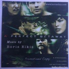 CDs de Música: A PERFECT GATEWAY / BORIS ELKIS CD BSO - PROMO. Lote 128833179