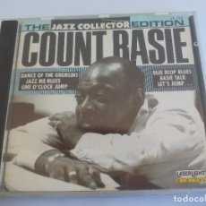 CDs de Música: COUNT BASIE. THE JAZZ COLLECTOR EDITION. CD. Lote 128839063