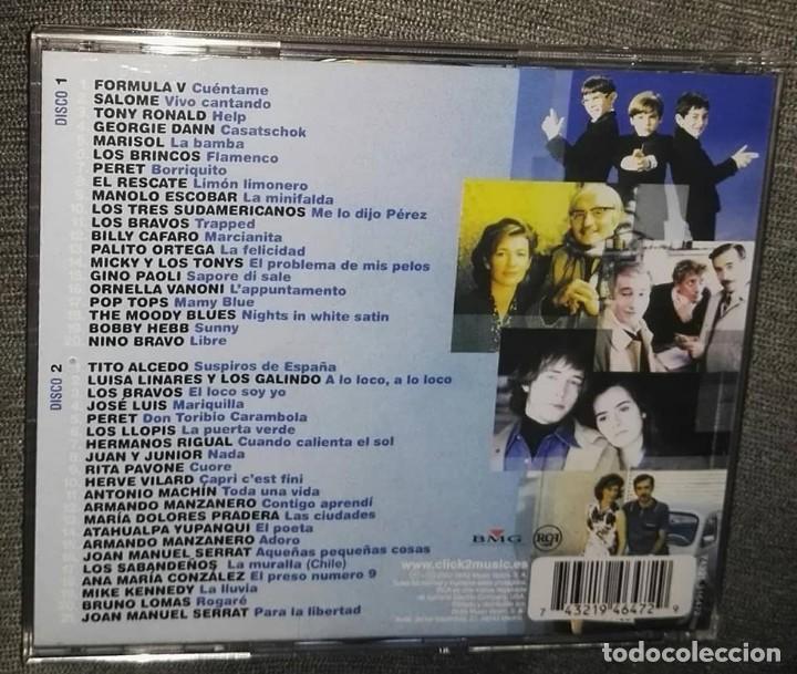 CDs de Música: cuentame como pasó vol 2 los bravos brincos formula v llopis 2 cd - Foto 2 - 128869555