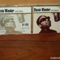 CDs de Música: STEVIE WONDER - EARLY CLASSICS - CD . Lote 128881831