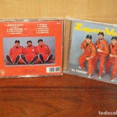 CDs de Música: ZAPATO VELOZ - PA TOKISKI - CD . Lote 128916515
