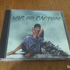 CDs de Música: MAX ROMEO & THE UPSETTERS , WAR INA BABYLON. Lote 128927735