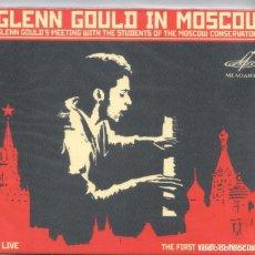 CDs de Música: GLENN GOULD EN MOSCÚ. NUEVO RETRACTILADO. Lote 128947907