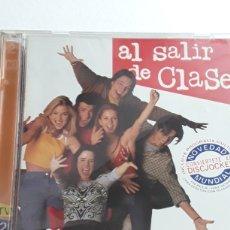 CDs de Música: AL SALIR DE CLASE / 2 CD CON 24 HITS DE LA MÚSICA DANCE / BSO DE LA SERIE CON EL MISMO NOMBRE. Lote 128950288