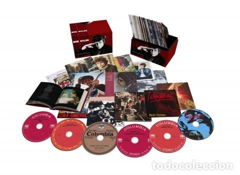 BOB DYLAN THE COMPLETE ALBUM COLLECTION VOL. 1 DELUXE BOX SET (Música - CD's Pop)
