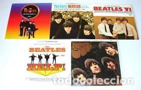 THE BEATLES THE CAPITOL ALBUMS VOL.1 + VOL. 2 DOS ESTUCHES CD (Música - CD's Pop)