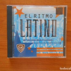 CDs de Música: CD EL RITMO LATINO - 18 CLASSIC LATIN GROOVES (5F2). Lote 128975199