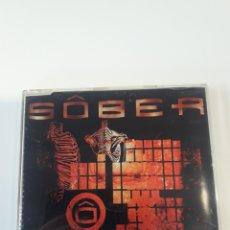 CDs de Música: SÔBER - SI ME MARCHO CD MAXI. Lote 128978175