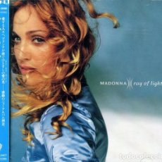 CDs de Música: PROMO JAPON MADONNA - RAY OF LIGHT - CD BONUS TRACK. Lote 129016719