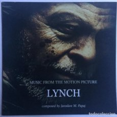 CDs de Música: LYNCH / JAROSLAW M. PAPAJ CD BSO - PROMO. Lote 129034015
