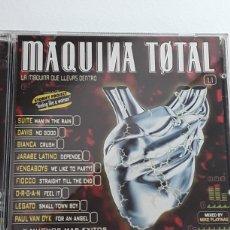 CDs de Música: MÁQUINA TOTAL 11 / DOBLE CD AÑO 1998. Lote 206480593