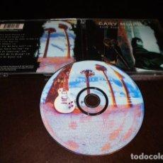 CDs de Música: GARY MOORE - CD - DARK DAYS IN PARADISE - THIN LIZZY. Lote 129056271