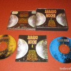 CDs de Música: SABADO NOCHE 2 - CD - 74321 11183 2 - BMG - THE WEATHER GIRLS - JOE TEX - THE JACKSONS .... Lote 184725003