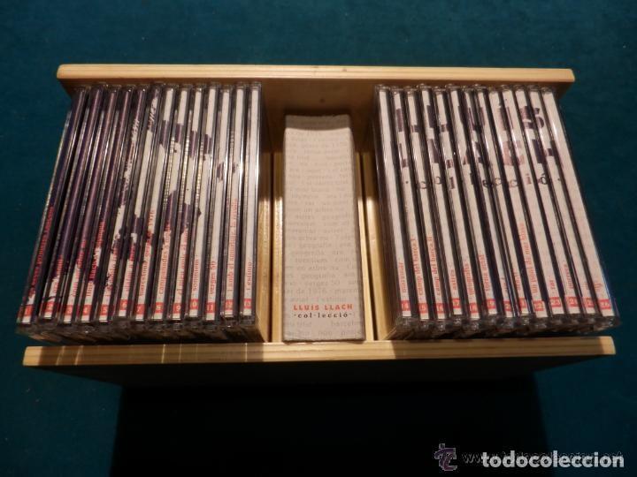 LLUÍS LLACH COL·LECCIÓ PICAP 2000 DELUXE CAJA 26 CDS (Música - CD's Pop)