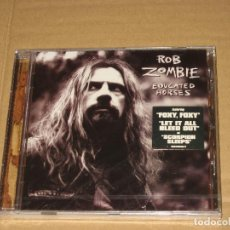 CDs de Música: (SIN ABRIR) ROB ZOMBIE - EDUCATED HORSES __ (GEFFEN RECORDS 0602498526477). Lote 129080579
