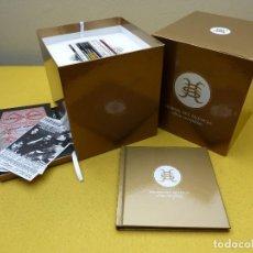 CDs de Música: HEROES DEL SILENCIO-OBRAS COMPLETAS-14 CD´S + 4 DVD BOX DE LUXE (M-/M-/M-...) Ç. Lote 129095275