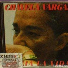 CDs de Música: CHAVELA VARGAS - HACIA LA VIDA - CD. Lote 129137975